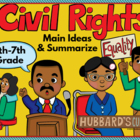 Martin Luther King Jr. and Civil Rights / Summarizing & Finding Main Idea