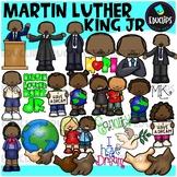 Martin Luther King Clip Art Bundle
