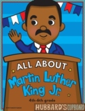 Martin Luther King Jr. Activities & Passages - Close Reading - Opinion Writing