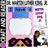 Martin Luther King Jr. Craft and Flip book bundle