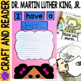 Martin Luther King Jr. Craft and Flip book bundle