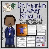 Martin Luther King Jr. Craftivity and Literacy Activities