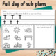 Martin Luther King Jr Activities for Kindergarten Sub Plans