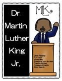 Martin Luther King Jr. Day Activity Packet with Reading (MLK)