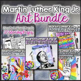 Martin Luther King Art Project Bundle