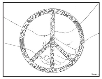 Martin Luther King Jr Day MLK Coloring Pages Printables Activity
