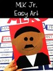 Martin Luther King Day Easy Art Craft and Anchor Chart Free Download