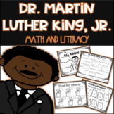 Black History Month   Martin Luther King Jr. Activities