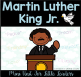 Martin Luther King Activities | MLK Activities (Martin Luther King Jr.)