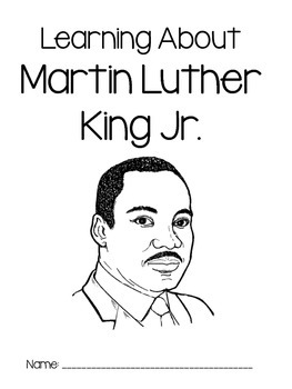 Martin Luther King Day Packet