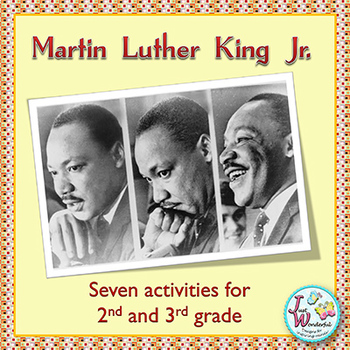 Martin Luther King Jr. - Math and Literacy Activities