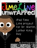 Martin Luther King Day iPad Activity for Reading & Writing