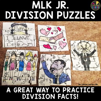 Martin Luther King Division Puzzles