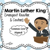 Martin Luther King Jr. Emergent Reader & Centers