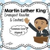 Martin Luther King Jr. Emergent Reader & Centers