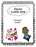 Martin Luther King- Emergent Reader