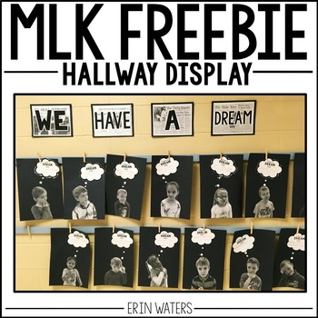 Martin Luther King FREE Hallway Display