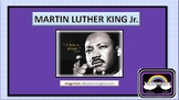 Martin Luther King Facts PowerPoint