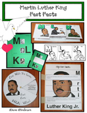 Martin Luther King Fast Facts Craftivities
