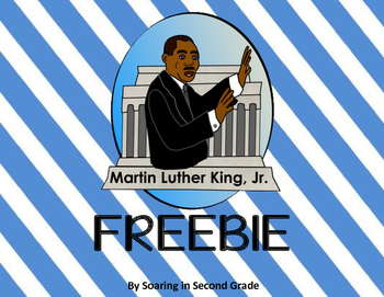 Martin Luther King Freebie!