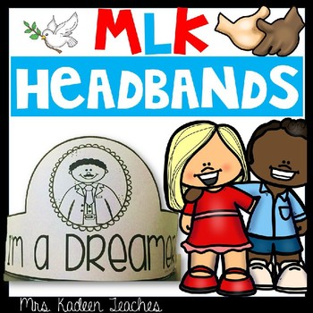 Martin Luther King Headbands-FREE