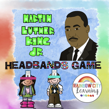 Martin Luther King Headbands Game