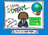 Martin Luther King I Have A Dream Smartboard MLK