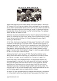 Martin Luther King - Informative Reading Document