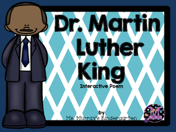 Martin Luther King Interactive Poem