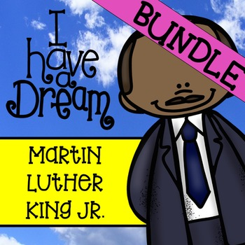 Martin Luther King Jr. BUNDLE