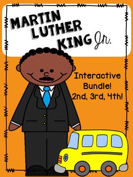 Martin Luther King Jr. comprehension