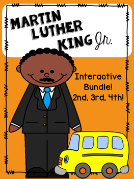 Martin Luther King Jr. comprehension