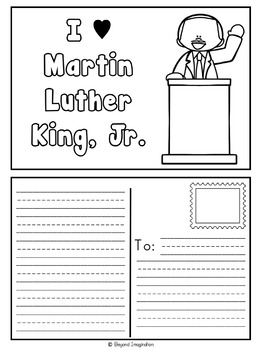 Martin Luther King, Jr. |MLK| 48 Pages for Differentiated Learning +Bonus Pages