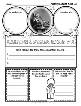 Martin Luther King Day Organizers