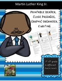 Martin Luther King Jr. Printable Reader and Activities