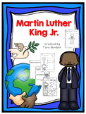 Martin Luther King Jr. Literacy and Math Activities