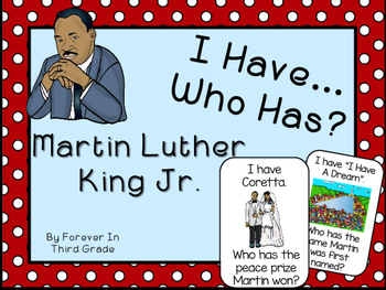 Martin Luther King Jr. Game