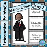 Martin Luther King Jr. Writing - MLK Activities