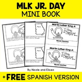 Martin Luther King Jr Book Activity
