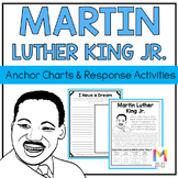 Martin Luther King Jr. Activities - FREEBIE