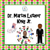 Martin Luther King Jr. Activities and Poster