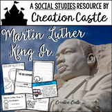 Martin Luther King Jr. Social Studies and Science Activities