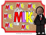 """Martin Luther King, Jr.: Mini Book To Tell about Martin's """"I Have a Dream"""""""