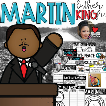 Let's learn about Martin Luther King Jr.