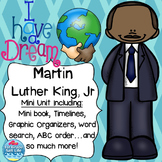Martin Luther King Jr l MLK Activities VA SOL 2.4j