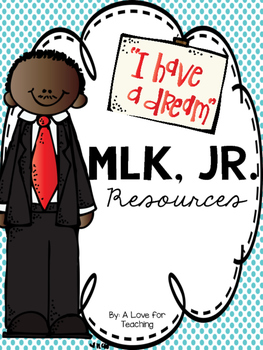 Martin Luther King Jr {Black History Month}