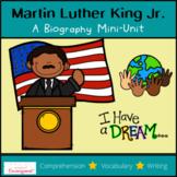 Martin Luther King Jr., A Biography Mini-Unit