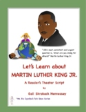 Martin Luther King Jr. (A Reader's Theater Script)