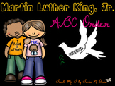 Martin Luther King, Jr. ABC Order FREEBIE