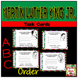 Martin Luther King Jr. - ABC order in Spanish